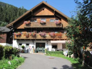 Alpine View - wonderful fly fishing accommodation, Stall