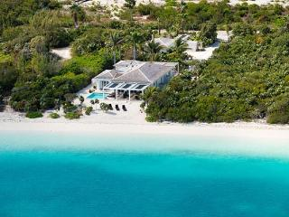 Surrounded by lush, tropical landscaping, this villa fronts onto a spectacular white powder sand beach. TNC BLO, Leeward