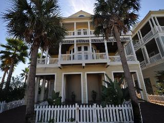 Beachtown- Executive Beach Front Home- Galveston's Finest!