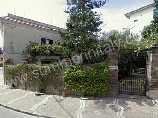 Villa Solidea A, Massa Lubrense