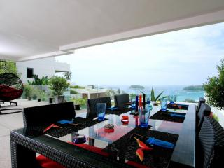 Wonderful family apartment, stunning seaview(THB6), Kata Beach