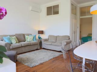 Perspective of sitting room.  Includes brand new air conditioning system for great thermal comfort