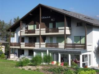 DIANA, Sunny & Comfortable Apartment In Swiss Alps