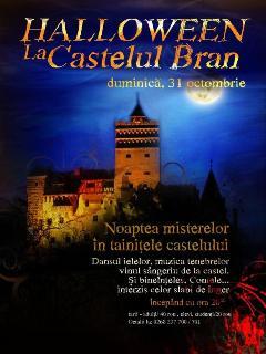 Bran Castle near Craiasa Branului