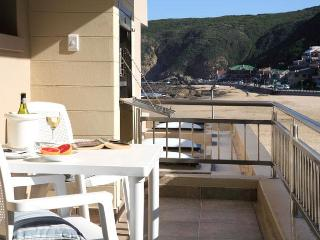 Sandpiper.Studio type accommodation. One big room. Balcony with built in BBQ.