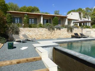 "Fabulous 1 Bedroom Cottage with a ""Zen"" Pool, View of Luberon, WiFi"