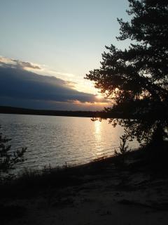Many lovely sunsets