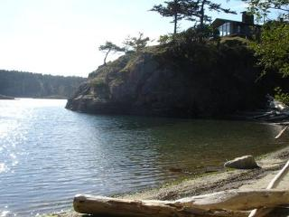 Serenity Point on Lopez Island