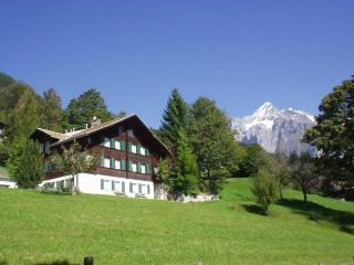 Holiday apartment in Chalet ALPENRUHE, Grindelwald