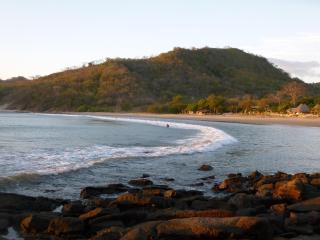 Remanso beach perfect bay, white sands