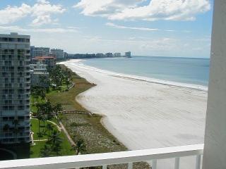 Beach front Condo - Marco Island, Florida, Isla Marco