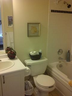 Interior - first floor full bathroom