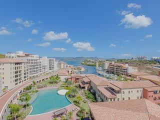 AISLING...Irma Survivor!! Porto Cupecoy, 3BR condo with Lagoon Views, St Maarten