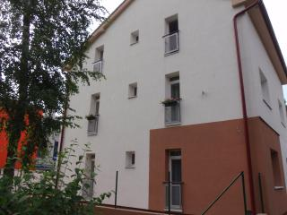 Apartments in the city center, in the city park., Nove Mesto nad Vahom