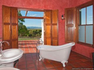 Protea suite en-suite bathroom