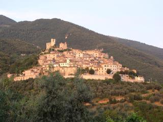 Enchanting Medieval Village Home; Stunning Views, San Vittore del Lazio