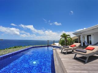 Domingue at Pointe Milou, St. Barth - Ocean View, Amazing Sunset View, Complete