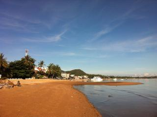 Local beach in Fishermans Village, a 10 minute walk from the villa