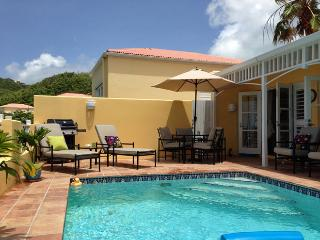 Island Dreams Villa with Private Pool, Teague Bay