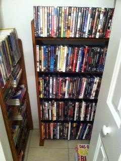 DVD and VCR Library - FREE to use