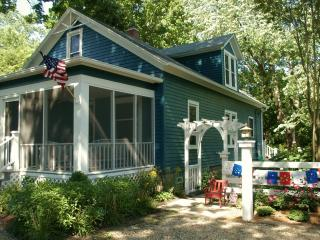 Classic 5BR Lk MI Cottage a Short Walk To the Beach