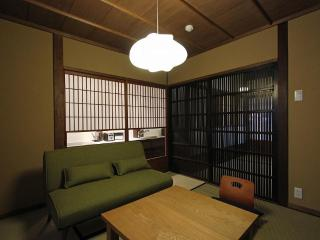 Charming & Quality Kyoto Machiya Townhome (North)