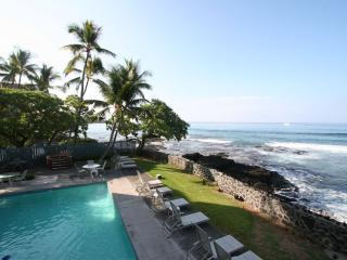Dream Escape Oceanfront with A/C  Banyan Tree 401