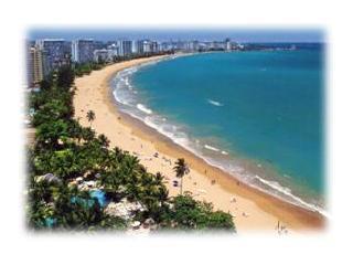 ESJ Condo/Hotel wt ktchn Beach Frnt 5 STRS LOCATION, San Juan