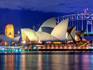 Sydney CBD is only 35 minutes from aparttment