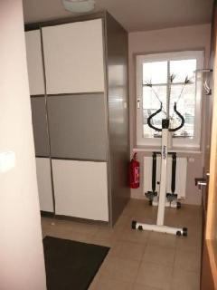Apartmá AV3 - stepper