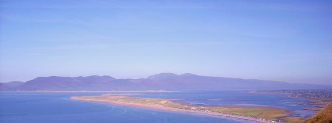 Rossbeigh Beach, Glenbeigh with 7km of Sand