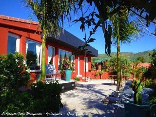 La Vedette Villa Margarita Gran Canaria - Front terrace