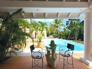 St. Martin Villa 253 Lounge Around The Crystal Clear Pool In Complete Privacy, And At Night You Will Want To Gaze At The Stars. A Very Romantic Place., Terres Basses