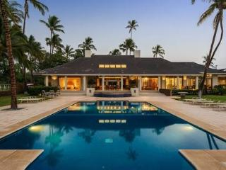 Honuala'i - Exclusive, Gated 6-bed Estate on shores of Puako - Kohala Coast
