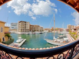 SOFIA...2BR at Porto Cupecoy with fabulous marina view, St. Maarten