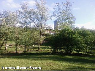 La torretta di sotto, all'angolo di paese, Santa Maria della Versa