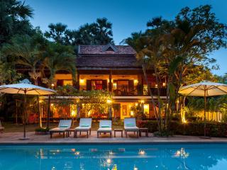 La Palmeraie d'Angkor, Siem Reap