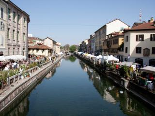 Magolfa, cozy apartment in Navigli district, Milan, Mailand