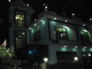 Exterior view at Night