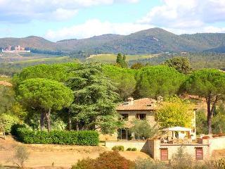 Podere Lucignano Secondo - Apt. La Mangiatoia, Gaiole in Chianti