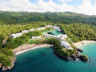 Oceanside condo with awesome view of Samana Bay, Santa Bárbara de Samaná