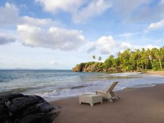 Oceanside condo with awesome view of Samana Bay