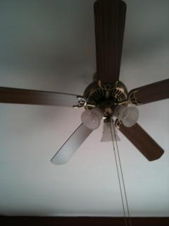 Bella Sombra Guest House , Studio 3 Ceiling Fan