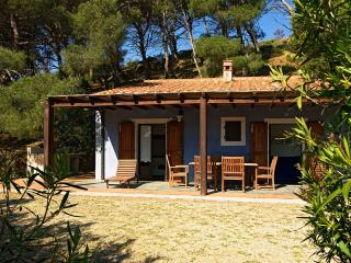Rental at Villetta Pino on Elba Island in Tuscany