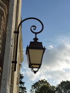 Old light entrance