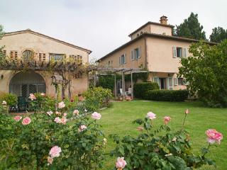 Pretty self catering apartment / private terrace:, San Gimignano