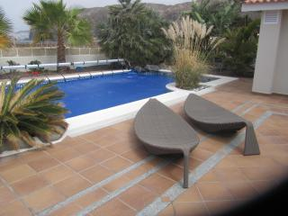 Villa Standing Palm Mar With Heated Pool