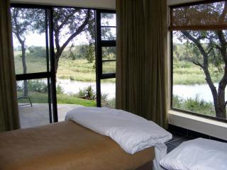 All Bedrooms look onto the River