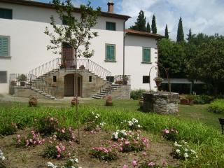 Villa Moriani, Capolona
