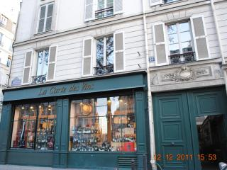 only 150 meters from place des vosges